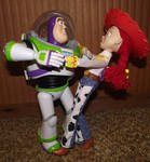 Buzz and Jessie