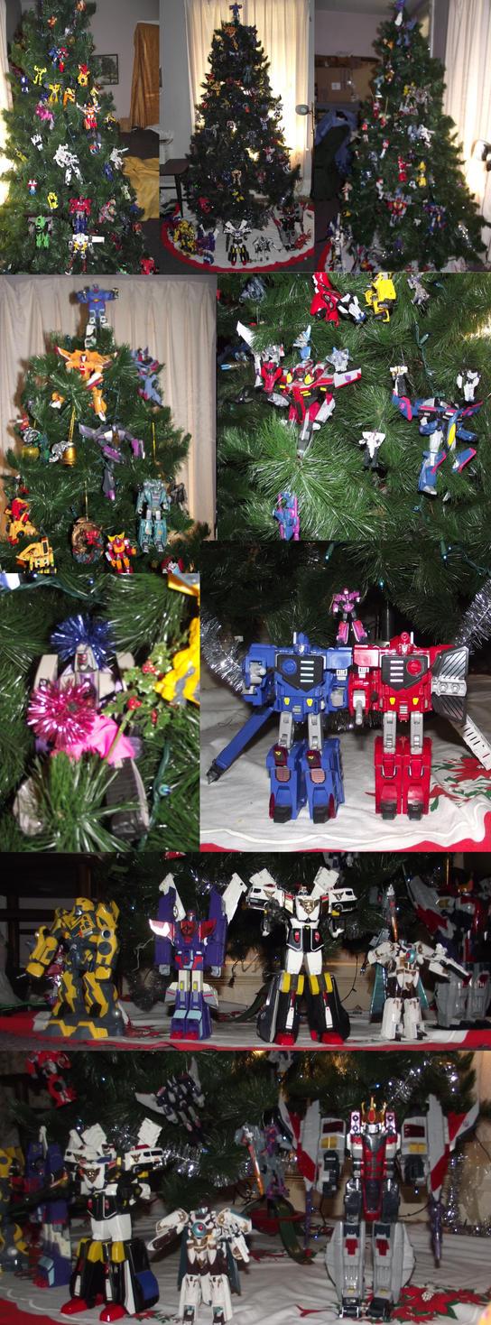 Transformer Tree by Dragon-Star-Empress