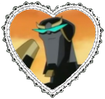 Animated Prowl Heart Stamp by Dragon-Star-Empress