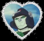 McCrane Heart Stamp by Dragon-Star-Empress