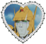 Power Joe Heart Stamp by Dragon-Star-Empress