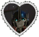 Prime Optimus Heart Stamp by Dragon-Star-Empress
