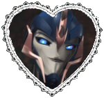 Prime Arcee Heart Stamp by Dragon-Star-Empress
