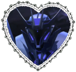Prime Soundwave Heart Stamp by Dragon-Star-Empress