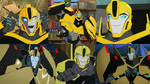 RID Bumblebee Wallpaper