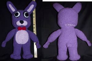 15 Inch Bonnie Plush by Dragon-Star-Empress