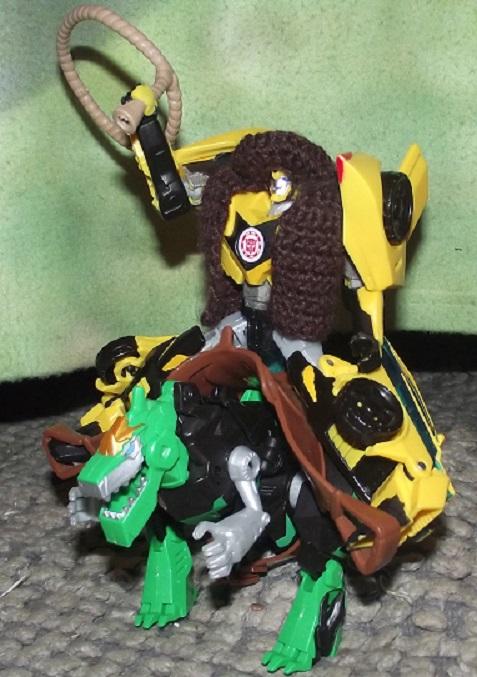 Poor Grimlock by Dragon-Star-Empress