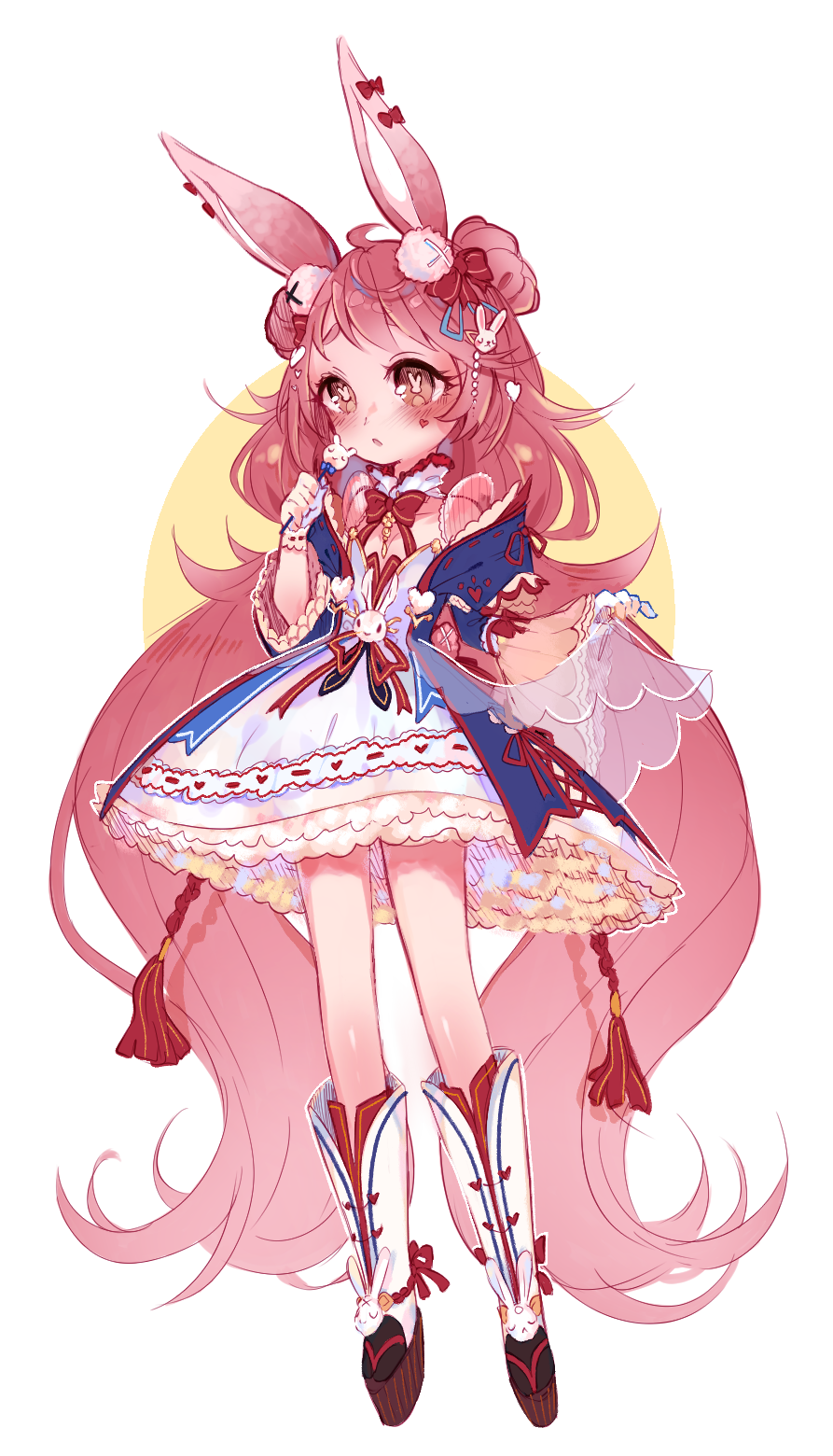 Lapin (Price Lowered!) (Adopt Auction Open!)
