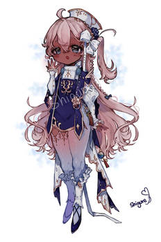 Shy Royalty (Set priced adopt open!)