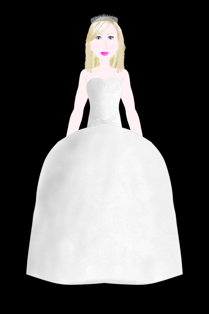 Wedding Dress by samanthabhyde on DeviantArt