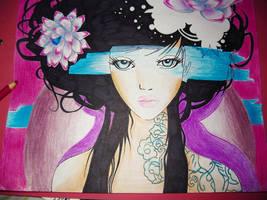 Lady Lotus By Tohru Kaye