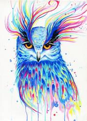 Owl Crayola Pencils