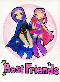 Best Friends Forever to the Infinite Degree :)