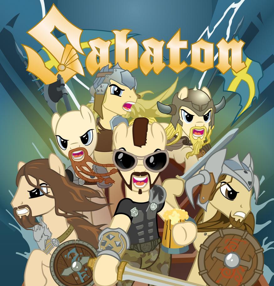 Sabaton Ponified by HaveBKYourWay