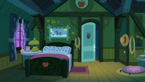Applejack's Bedroom (The Cutie Pox)