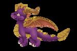 FanArt: Spyro The Dragon (Anb version)