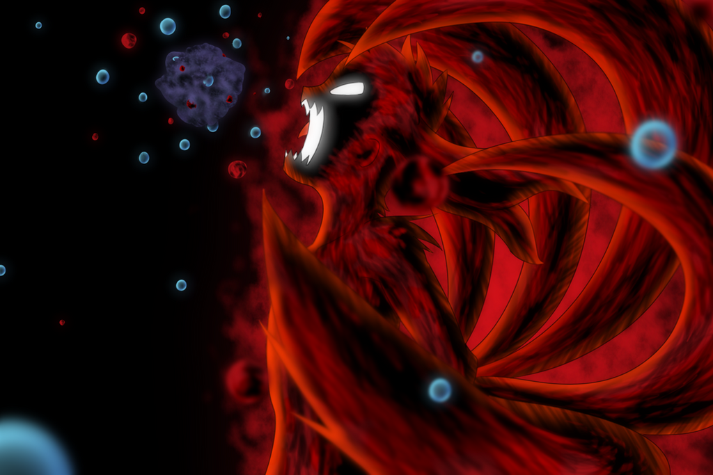 5 Tails (.psd Downloadable) By OwIishious On