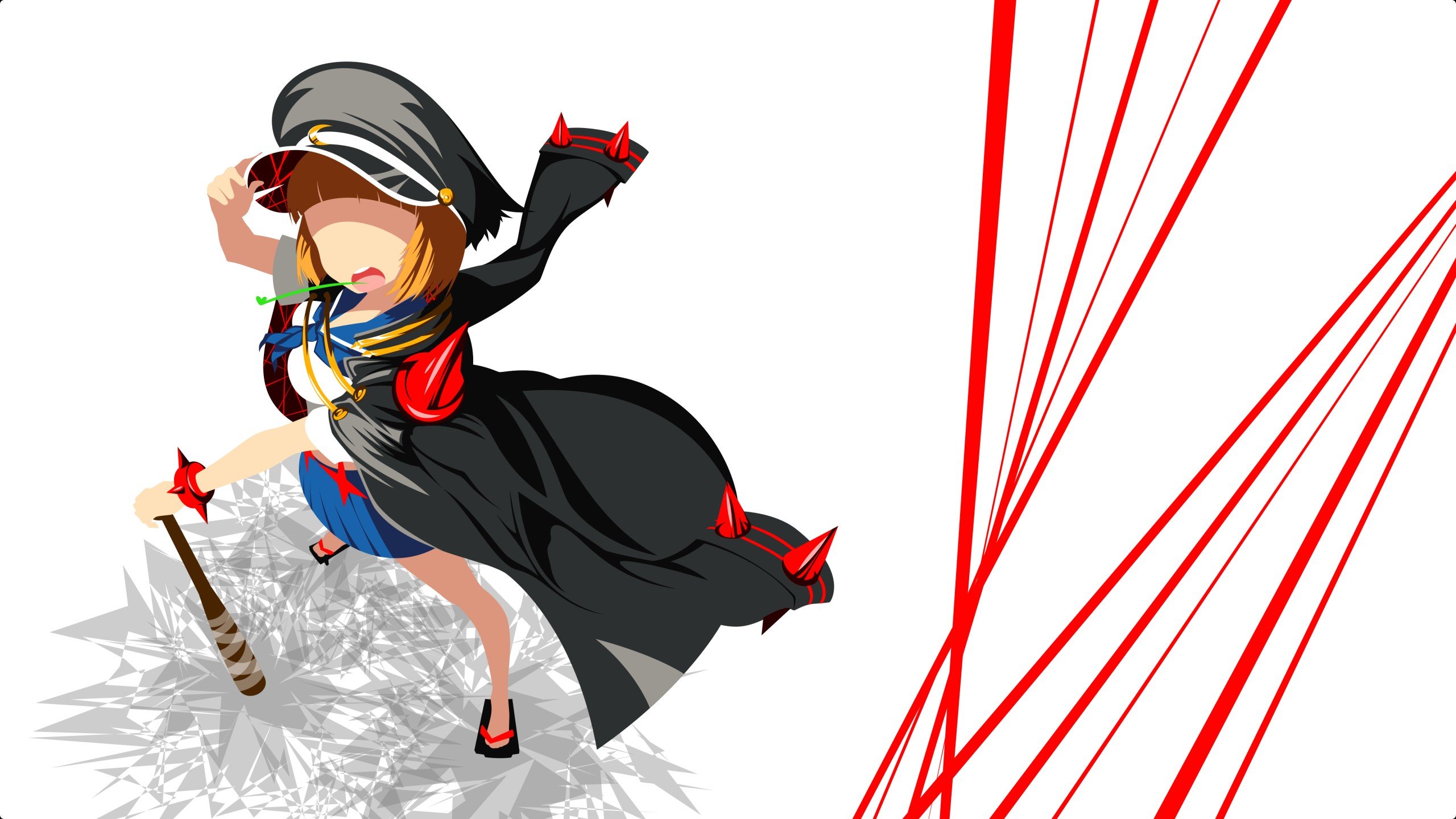 Mako Mankanshoku Kill La Kill Wallpaper By Carionto On Deviantart
