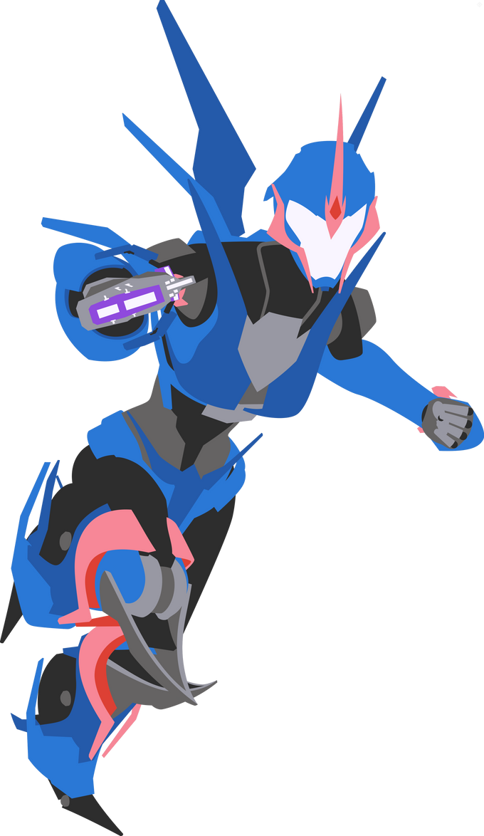 Transformers: Prime - Arcee minimalism by Carionto on ...
