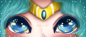 Sailor Neptune Eyes