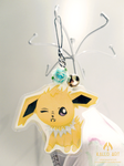 Jolteon Charm by KalloArt