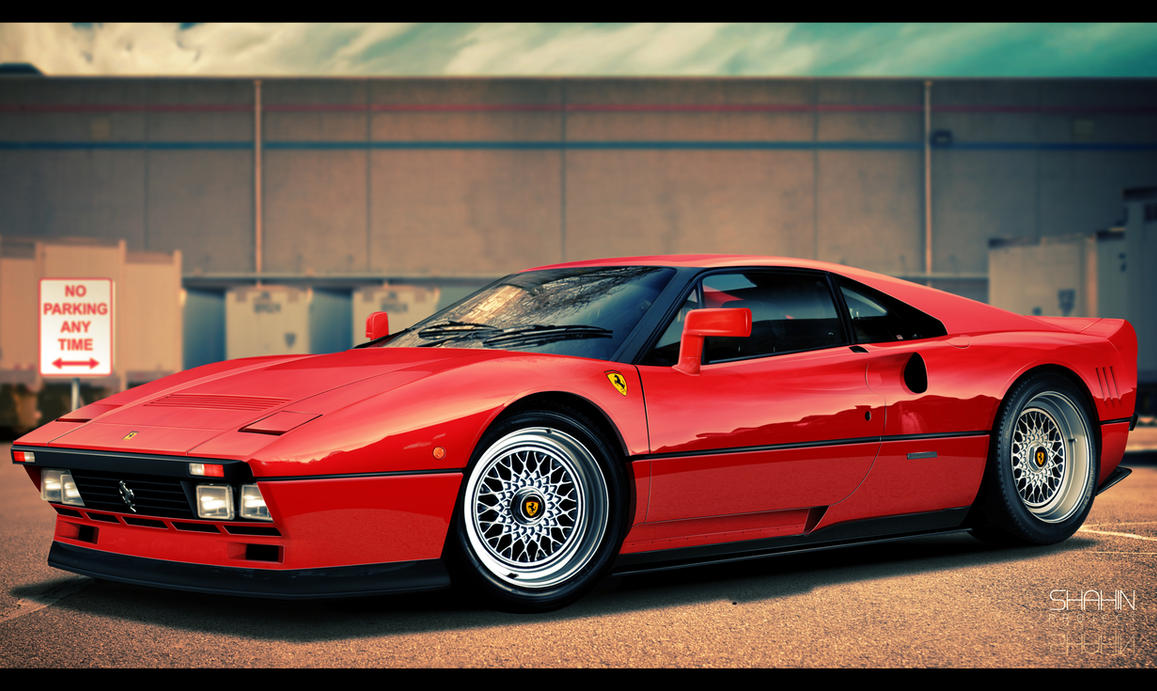 Ferrari 288 Gto By Tuninger On Deviantart