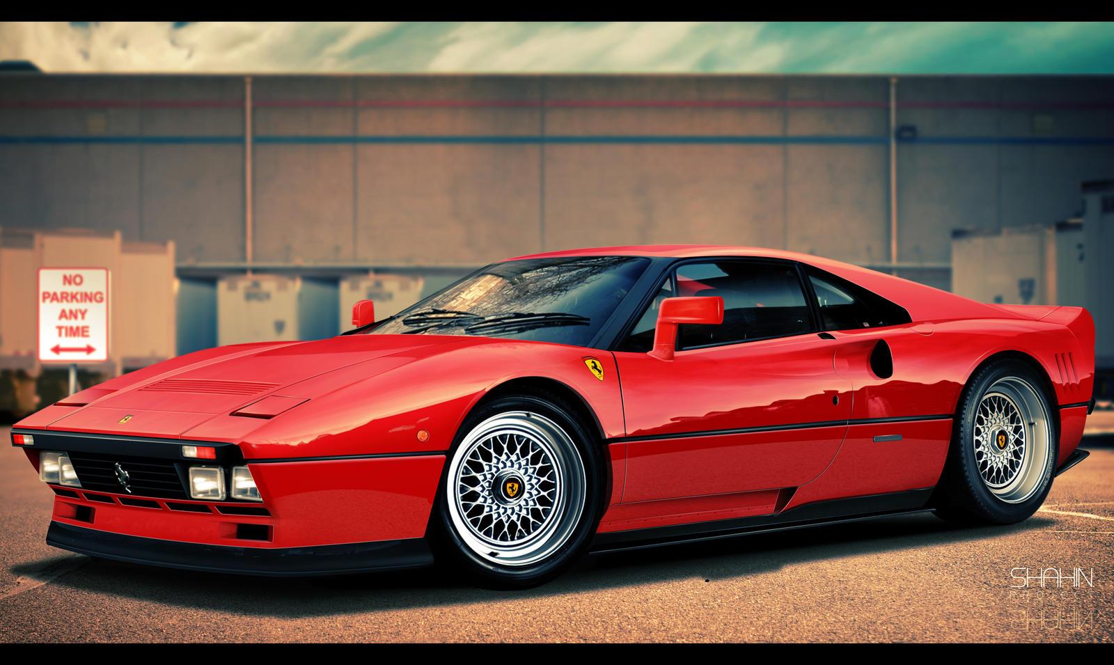 Ferrari 288 Gto By Tuninger On Deviantart