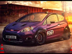 Ford Fiesta Dirty