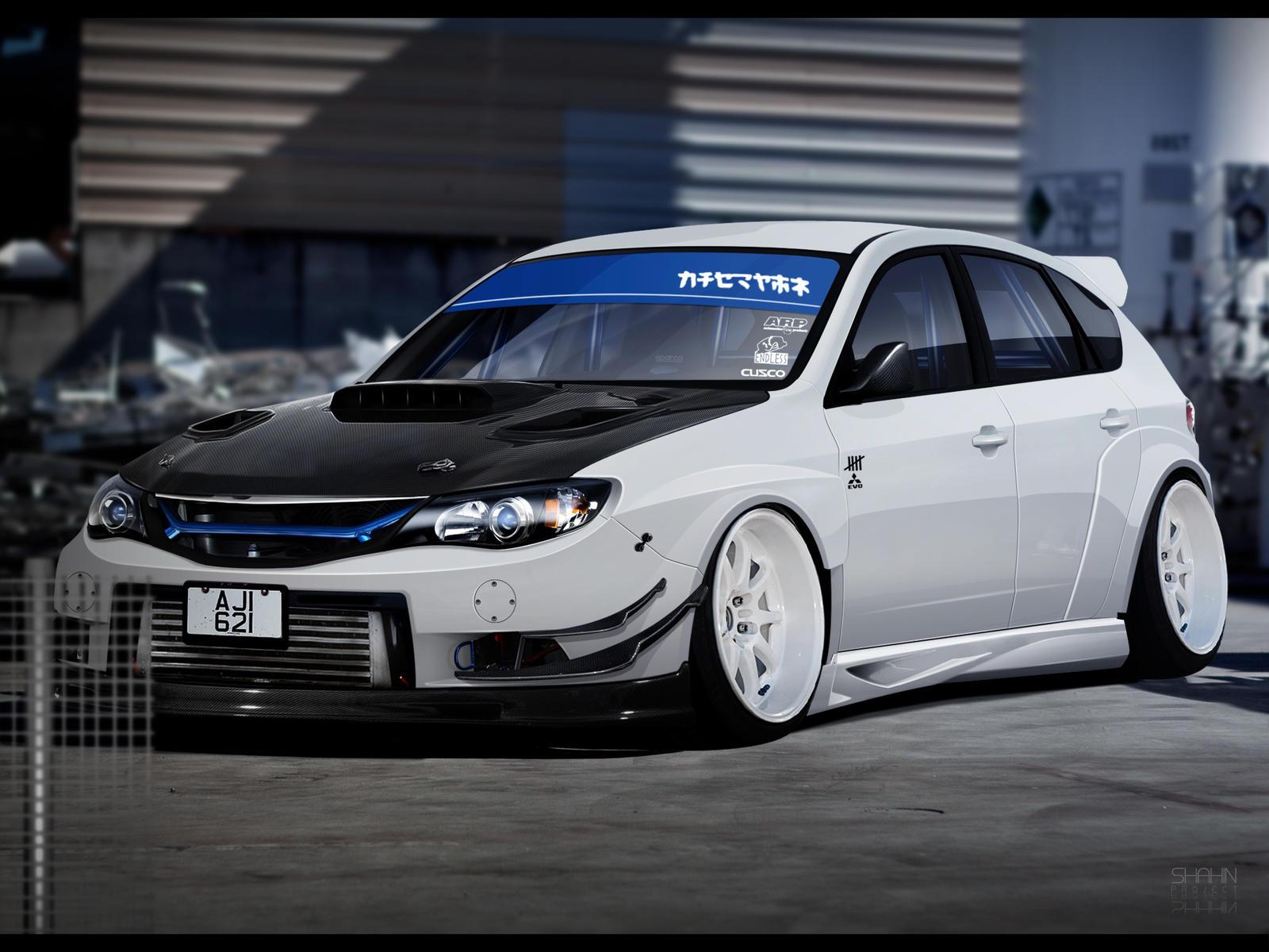 Subaru SP edition by tuninger