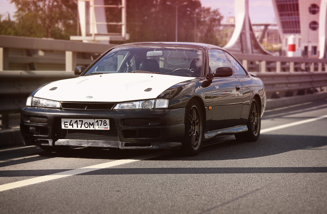 Nissan 200 SX by tuninger