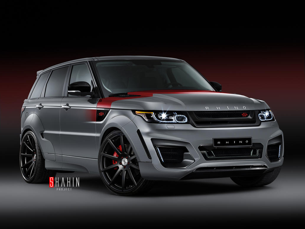 Range Rover Sport RHINO SS by tuninger