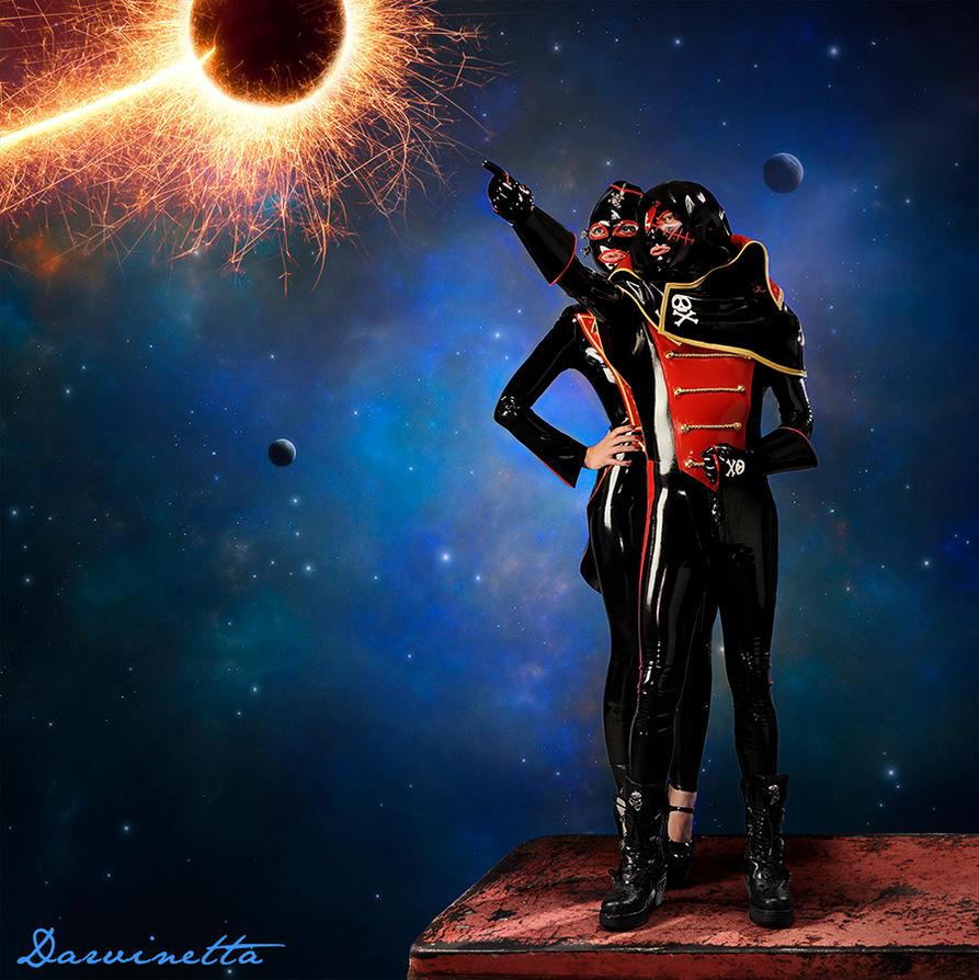 AlbatorDuoSpace by Darvinetta