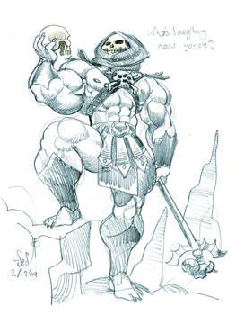 Skeletor Chainsketch