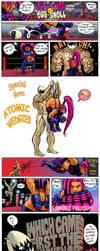 AFLIII Fisticuff vs Egg-Shell by Jebriodo