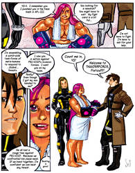 Getting the Team Together Pg3 by Jebriodo