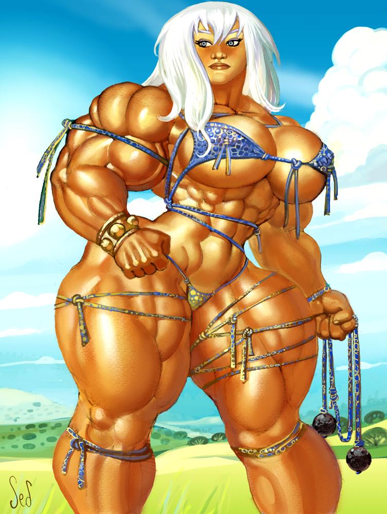 Amazon Huntress by Jebriodo