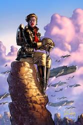 Col. Wilma Deering by Jebriodo