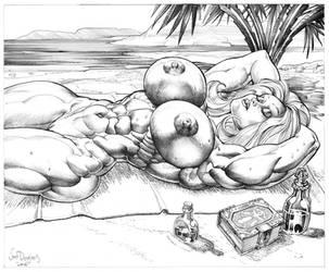 Illumiana 1 Commission by Jebriodo