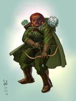 Baerniss color sketch by Jebriodo