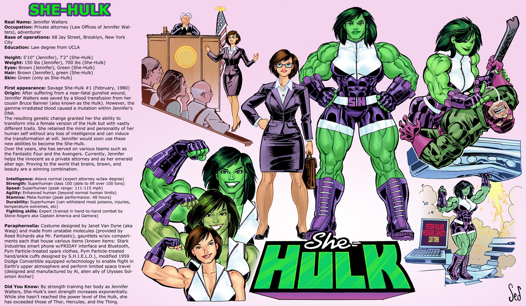 Lawyer She Hulk