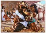 Apsara vs Bombaala Wrestling commission