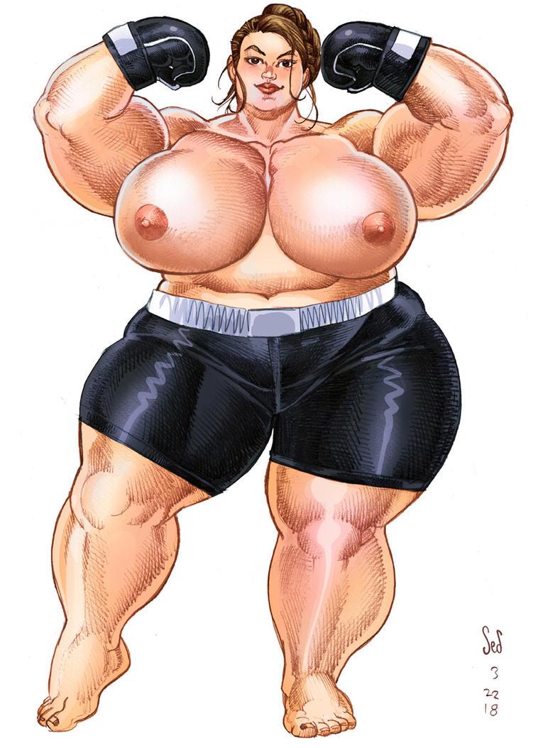 Boxer 2 color sketch by Jebriodo