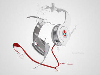 Beats Headphone by desigz