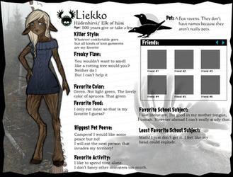 Liekko by TheOneZumi