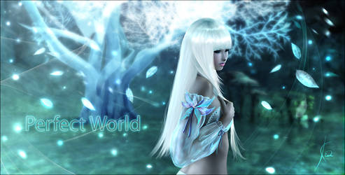 Perfect World by MissQualle