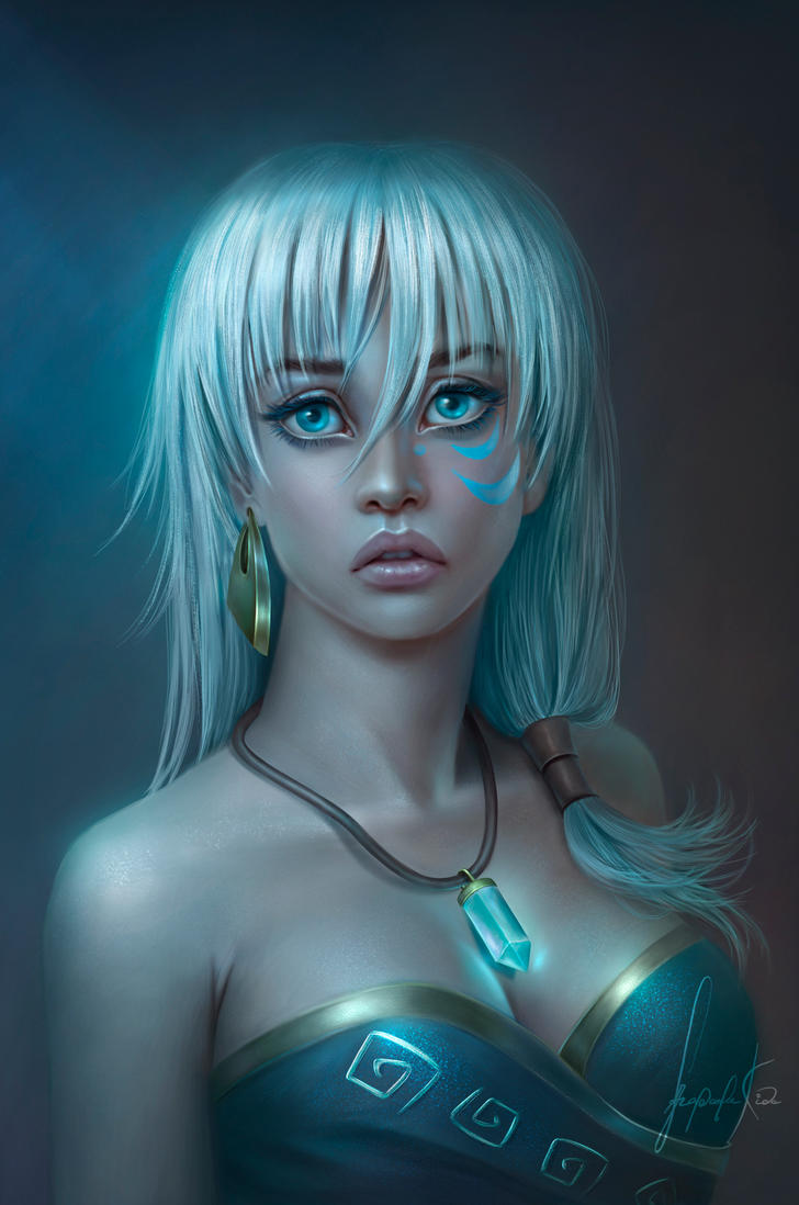 Kida by MissQualle