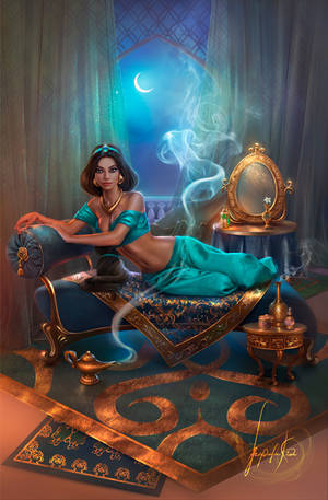 Jasmine by MissQualle
