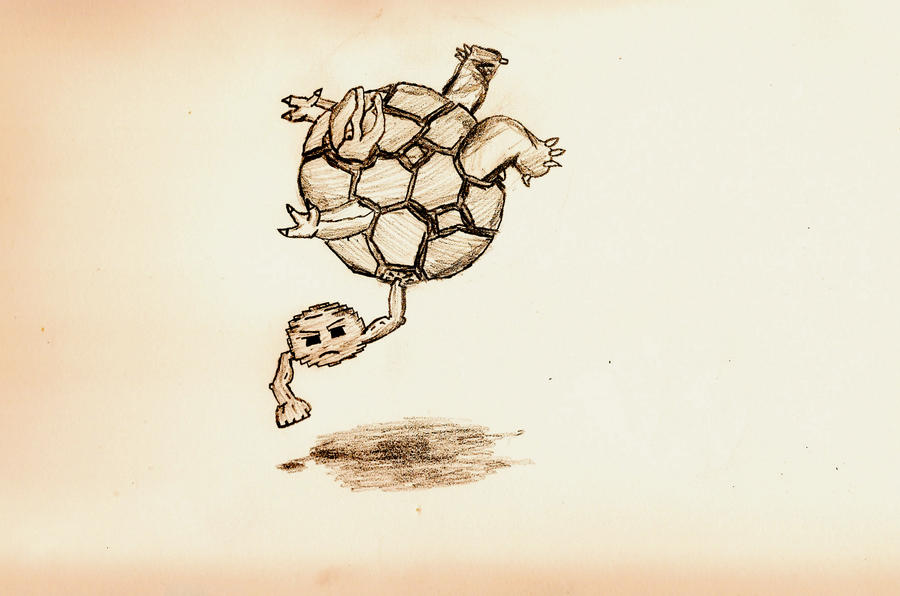 The gallery for --> Geodude Evolution Level