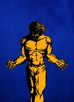 Wolverine 4 by DBZFreako