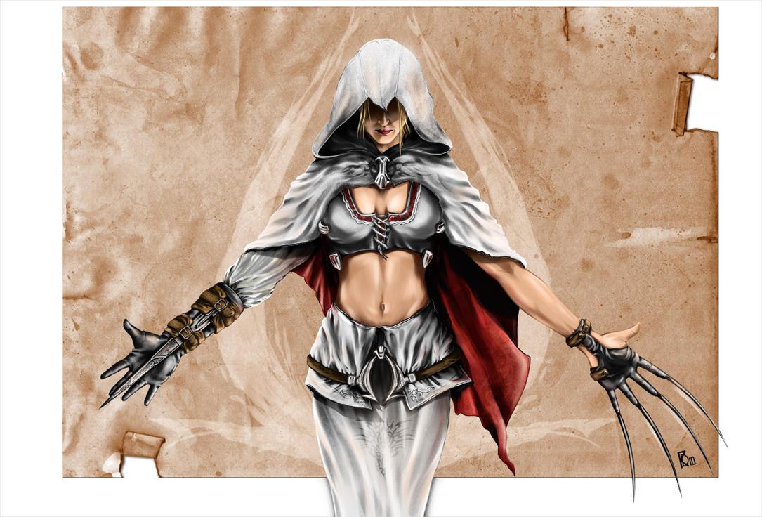 Assassin's creed by DBZFreako